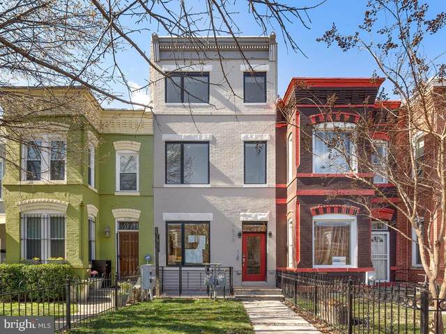 1530 3RD ST NW #2, WASHINGTON, DC 20001 (#DCDC471518) :: The Licata Group/Keller Williams Realty