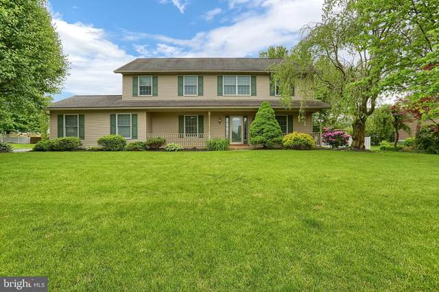 33 Eastfield Drive, LEBANON, PA 17042 (#PALN113996) :: The Heather Neidlinger Team With Berkshire Hathaway HomeServices Homesale Realty