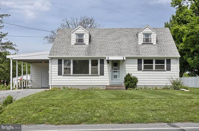 1719 N 7TH Street, LEBANON, PA 17046 (#PALN113998) :: The Heather Neidlinger Team With Berkshire Hathaway HomeServices Homesale Realty