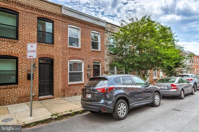 603 S Rose Street, BALTIMORE, MD 21224 (#MDBA512434) :: ExecuHome Realty