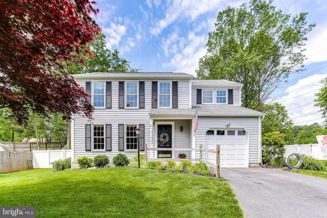 5724 Brothers Partnership Court, COLUMBIA, MD 21045 (#MDHW280384) :: Keller Williams Flagship of Maryland