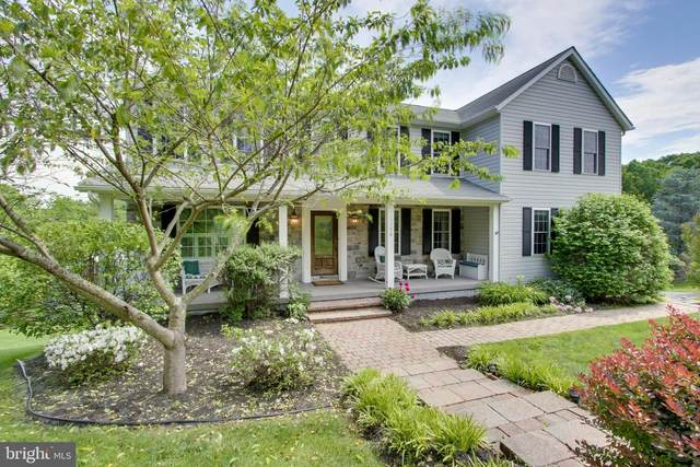 1108 Mint Terrace, WESTMINSTER, MD 21157 (#MDCR197096) :: The Bob & Ronna Group