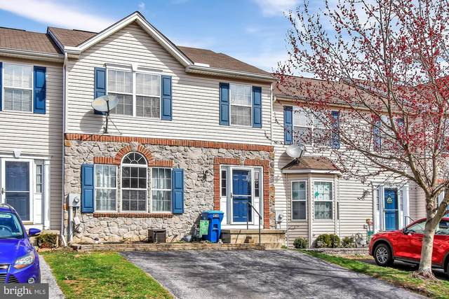 438 Madison Drive, SHREWSBURY, PA 17361 (#PAYK138828) :: Iron Valley Real Estate