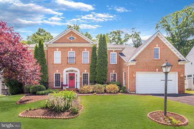 18626 Reliant Drive, GAITHERSBURG, MD 20879 (#MDMC710288) :: Revol Real Estate