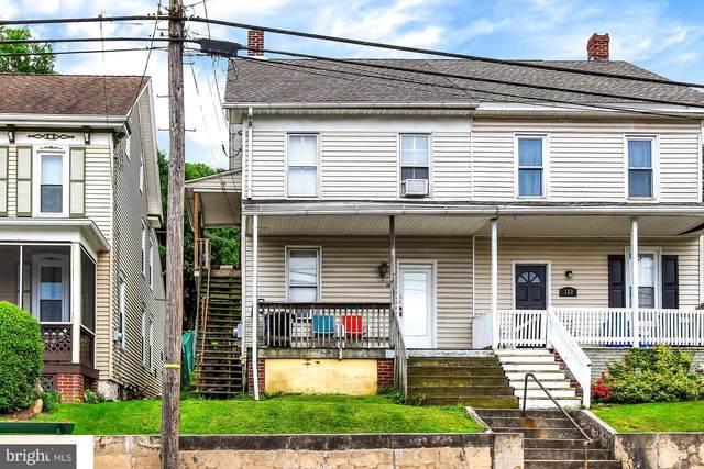 161 W Main Street, WINDSOR, PA 17366 (#PAYK138830) :: The Craig Hartranft Team, Berkshire Hathaway Homesale Realty