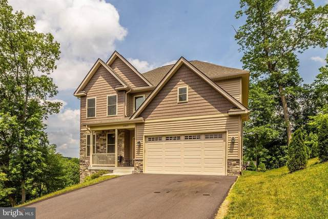 10807 Forest Edge Place, NEW MARKET, MD 21774 (#MDFR265210) :: The Bob & Ronna Group