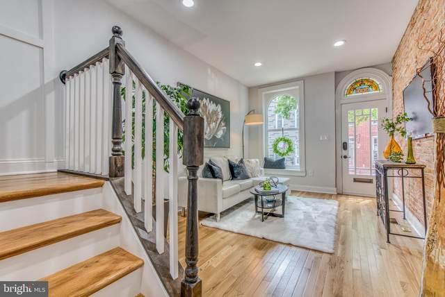 1446 Henry Street, BALTIMORE, MD 21230 (#MDBA512450) :: City Smart Living