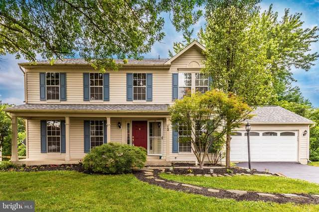 12 Ivy Hill Drive, MIDDLETOWN, MD 21769 (#MDFR265216) :: Ultimate Selling Team