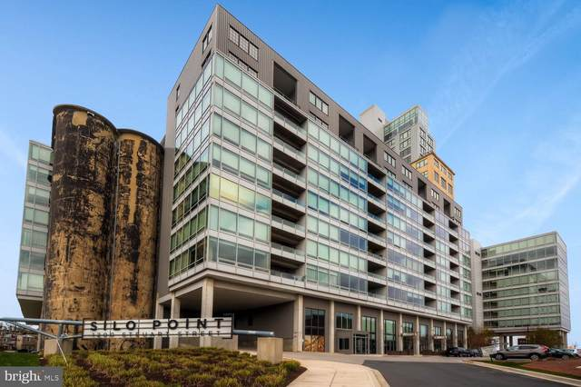 1200 Steuart Street #612, BALTIMORE, MD 21230 (#MDBA512454) :: The Putnam Group