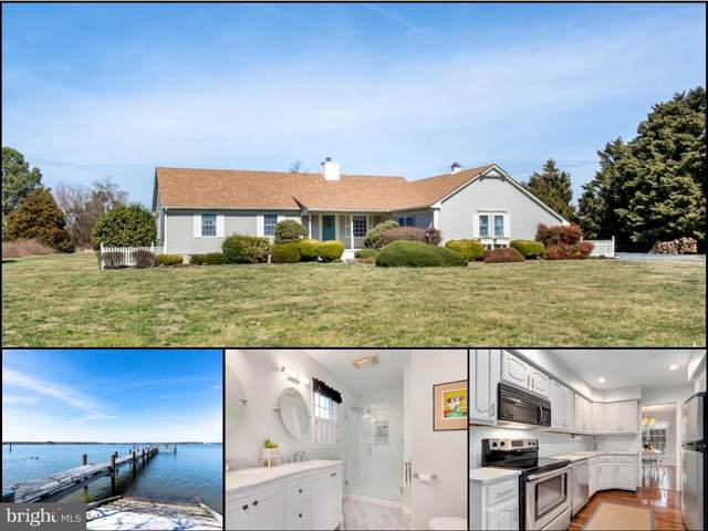 22572 Indian Point Road, BOZMAN, MD 21612 (#MDTA138320) :: RE/MAX Coast and Country