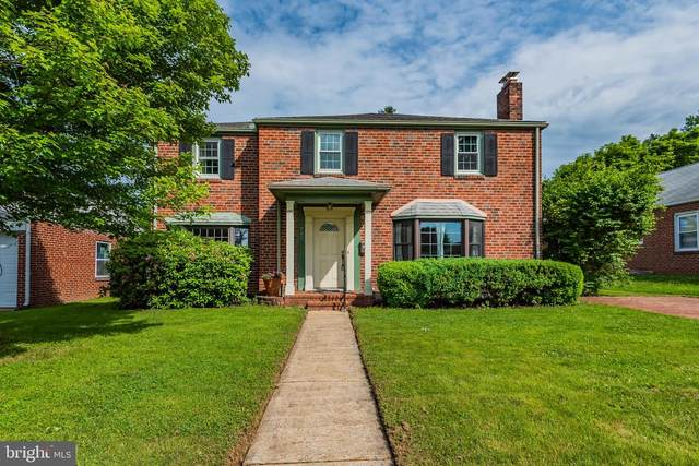 705 Linwood Street, NEW CUMBERLAND, PA 17070 (#PACB124184) :: The Heather Neidlinger Team With Berkshire Hathaway HomeServices Homesale Realty