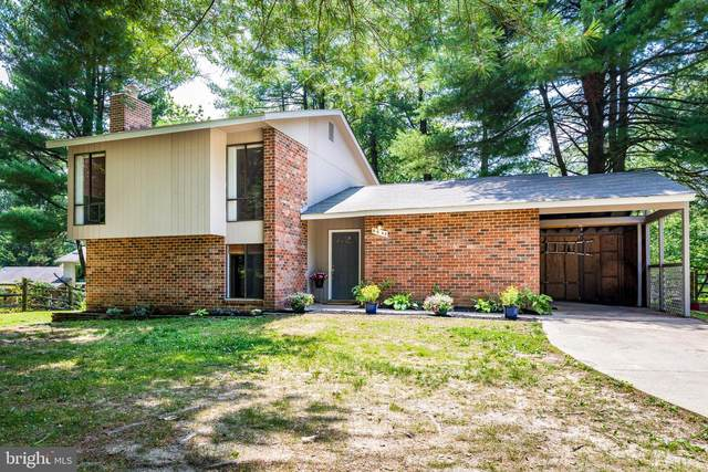 9545 Wandering Way, COLUMBIA, MD 21045 (#MDHW280406) :: The Riffle Group of Keller Williams Select Realtors