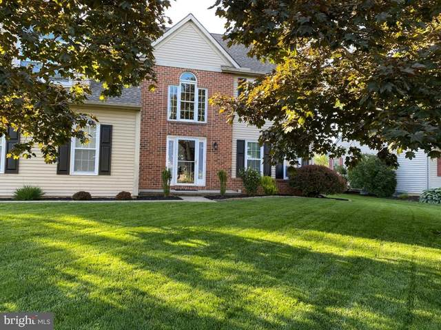 2717 Saddleback Drive, LANCASTER, PA 17603 (#PALA164160) :: The Heather Neidlinger Team With Berkshire Hathaway HomeServices Homesale Realty