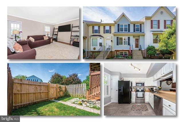 6695 Seagull Court, FREDERICK, MD 21703 (#MDFR265230) :: AJ Team Realty