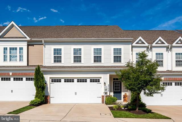 8548 Coltrane Court #18, ELLICOTT CITY, MD 21043 (#MDHW280412) :: The Putnam Group