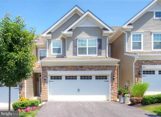 205 Clermont Drive, NEWTOWN SQUARE, PA 19073 (#PADE520002) :: The Toll Group