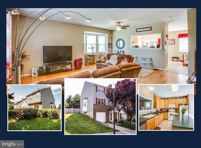 73 Sire Way, WARRENTON, VA 20186 (#VAFQ165782) :: Colgan Real Estate