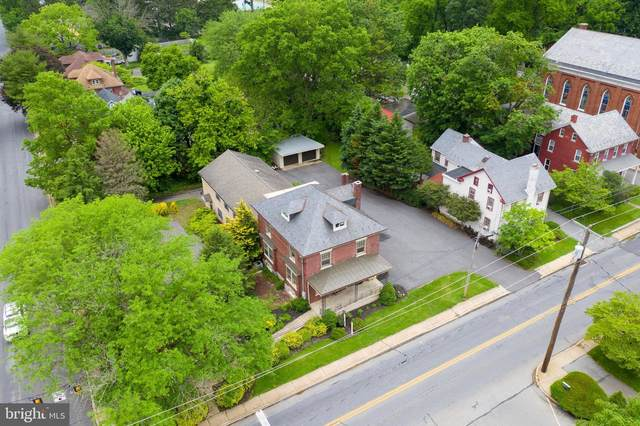 305 N George Street, MILLERSVILLE, PA 17551 (#PALA164186) :: Younger Realty Group