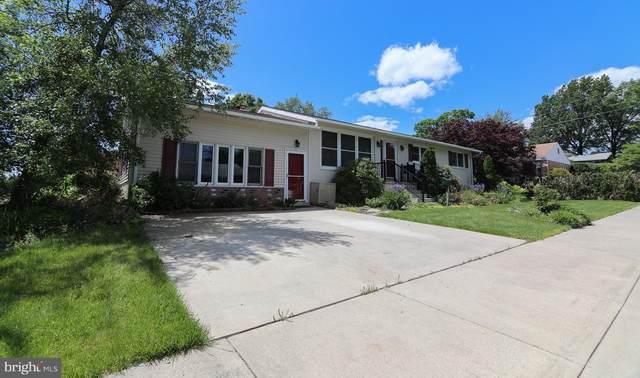 705 Shield Street, HARRISBURG, PA 17109 (#PADA122166) :: Iron Valley Real Estate