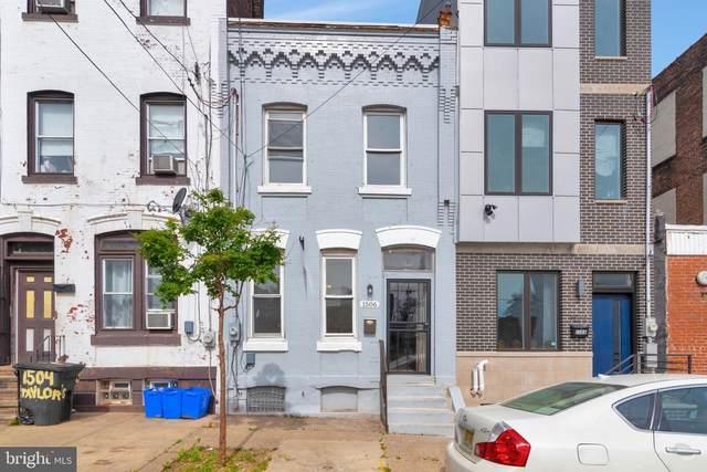 1506 N Stillman Street, PHILADELPHIA, PA 19121 (#PAPH901472) :: LoCoMusings
