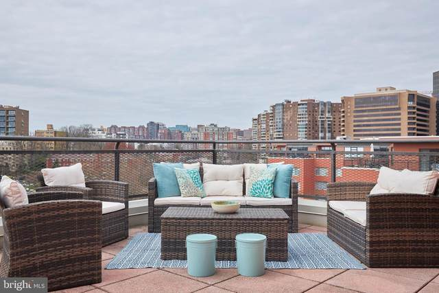 1011 Arlington Boulevard #1102, ARLINGTON, VA 22209 (#VAAR163874) :: The Putnam Group