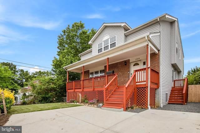 2314 S Nelson Street, ARLINGTON, VA 22206 (#VAAR163878) :: The Licata Group/Keller Williams Realty