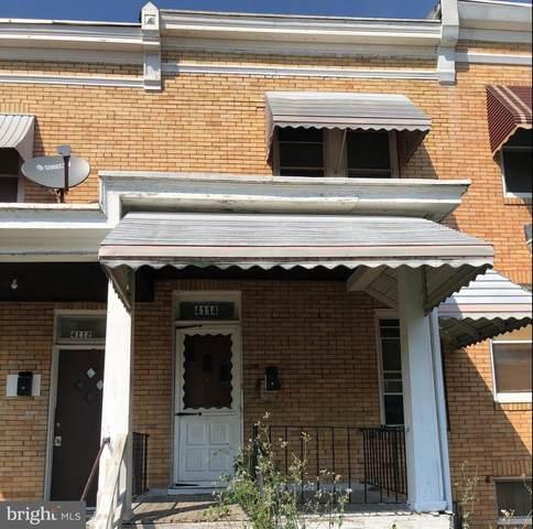 4114 Eierman Avenue, BALTIMORE, MD 21206 (#MDBA512534) :: Larson Fine Properties