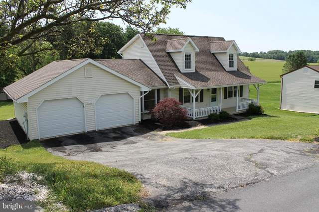 418 Bellevue Road, RED LION, PA 17356 (#PAYK138902) :: Pearson Smith Realty