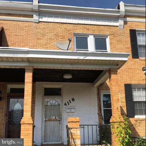 4118 Eierman Avenue, BALTIMORE, MD 21206 (#MDBA512538) :: Shamrock Realty Group, Inc