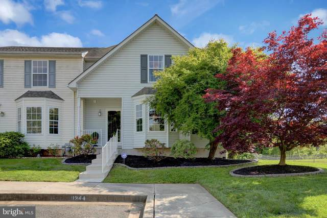 1344 Agora Place, BEL AIR, MD 21014 (#MDHR247568) :: Great Falls Great Homes