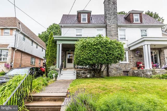7208 Hazel Avenue, UPPER DARBY, PA 19082 (#PADE520034) :: Keller Williams Real Estate