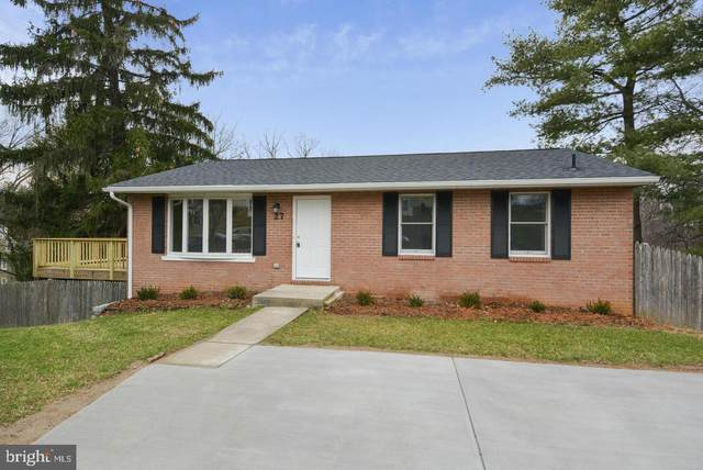 27 8TH Avenue, BRUNSWICK, MD 21716 (#MDFR265262) :: ExecuHome Realty