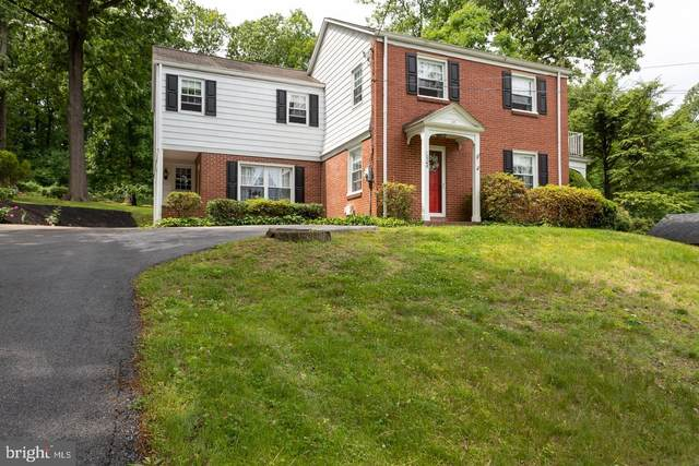 1008 West Chester Road, COATESVILLE, PA 19320 (#PACT507920) :: The Toll Group