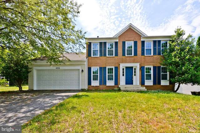 4806 Briercrest Court, BOWIE, MD 20720 (#MDPG570482) :: Bic DeCaro & Associates