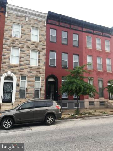 222 E Lafayette Avenue, BALTIMORE, MD 21202 (#MDBA512552) :: The Steve Crifasi Real Estate Group