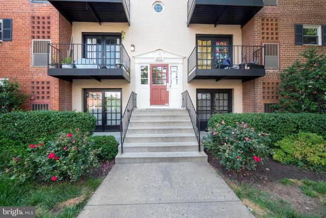 422 N Armistead Street #302, ALEXANDRIA, VA 22312 (#VAAX247014) :: The Putnam Group