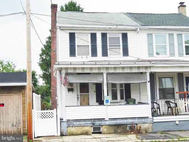 305 E Railroad Street, SAINT CLAIR, PA 17970 (#PASK130936) :: Keller Williams Flagship of Maryland