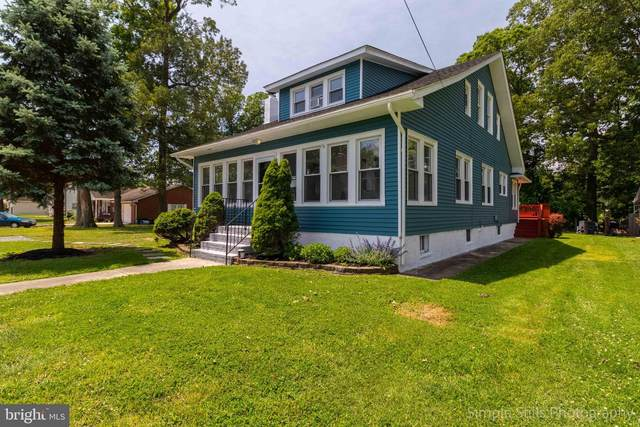103 S Home Avenue, GIBBSTOWN, NJ 08027 (#NJGL259600) :: Century 21 Dale Realty Co