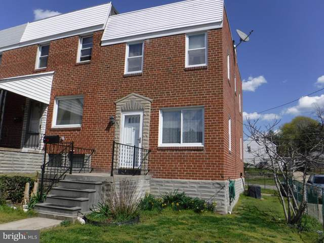 655 48TH Street, BALTIMORE, MD 21224 (#MDBC496052) :: Century 21 Dale Realty Co