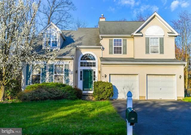 61 York Drive, PRINCETON, NJ 08540 (#NJSO113270) :: Certificate Homes