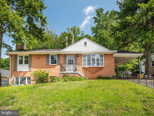 6012 Southgate Drive, TEMPLE HILLS, MD 20748 (#MDPG570522) :: Century 21 Dale Realty Co