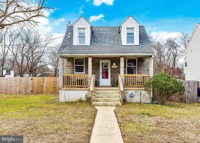 284 East Thompson Avenue, GLEN BURNIE, MD 21060 (#MDAA436292) :: Arlington Realty, Inc.