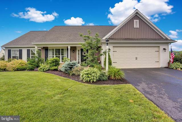 17 Loganberry Court, WOMELSDORF, PA 19567 (#PABK358654) :: Ramus Realty Group