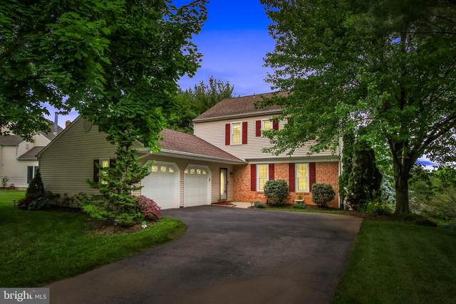 2871 Exeter Dr N, YORK, PA 17403 (#PAYK138930) :: The Jim Powers Team