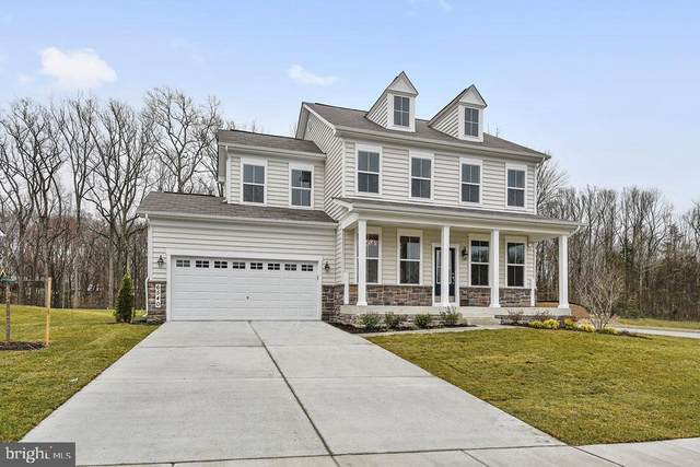 1103 Dania Drive, FORT WASHINGTON, MD 20744 (#MDPG570542) :: Blackwell Real Estate