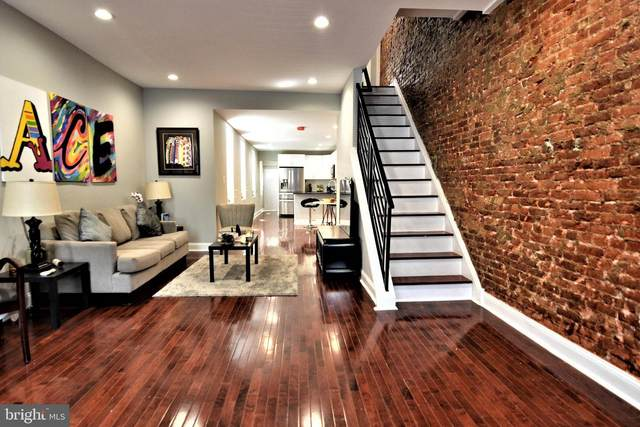 1808 N 27TH Street, PHILADELPHIA, PA 19121 (#PAPH901722) :: Jason Freeby Group at Keller Williams Real Estate