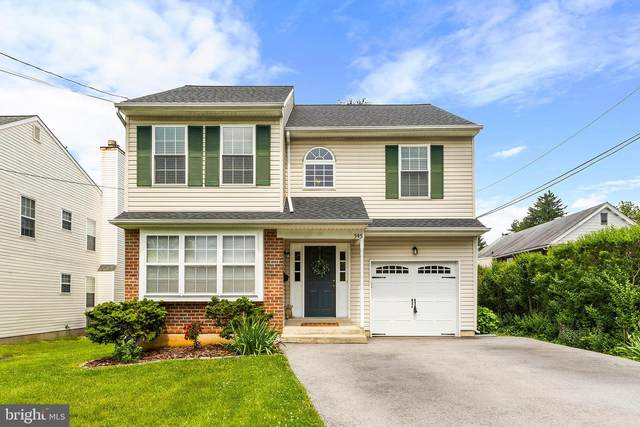 545 Royal Avenue, HAVERTOWN, PA 19083 (#PADE520064) :: Nexthome Force Realty Partners