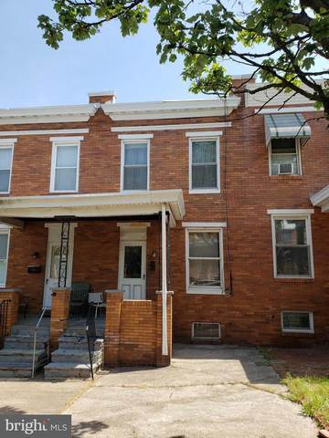 1909 Grinnalds Avenue, BALTIMORE, MD 21230 (#MDBA512602) :: Blackwell Real Estate