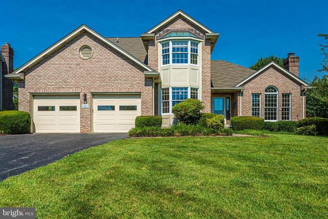 8196 Honey Clover Court, FREDERICK, MD 21702 (#MDFR265302) :: The Sky Group