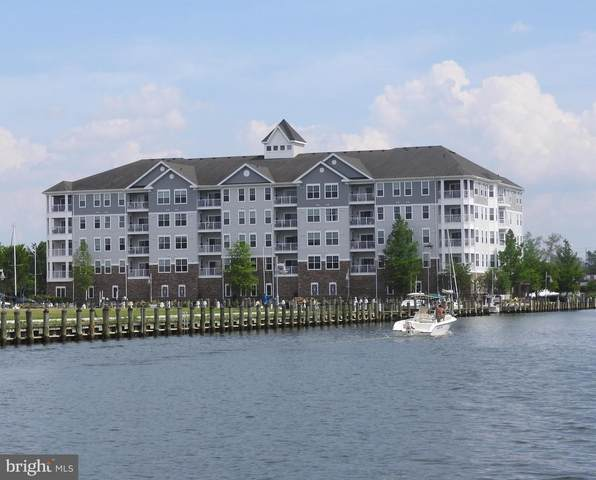 900 Marshy Cove #407, CAMBRIDGE, MD 21613 (#MDDO125534) :: The Sky Group